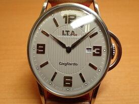 ITA 腕時計 アイティーエー Gagliardo ガリアルド クォーツ 正規商品 Ref.23.00.01シンプルさを追求し、デザインを一新したニューコレクション「ガリアルド」
