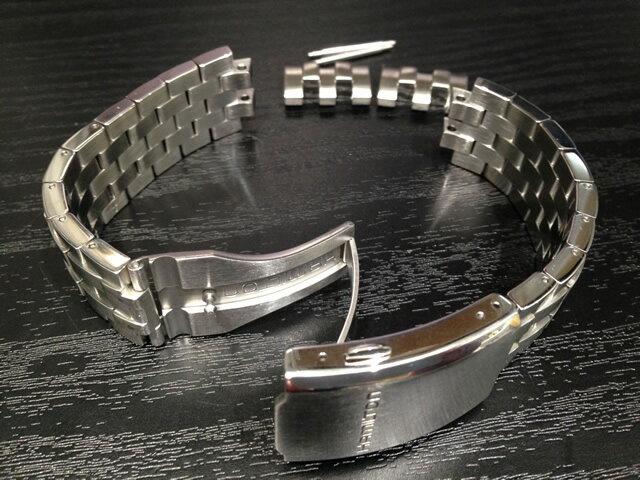 HAMILTON☆ハミルトン☆カーキETO 専用 メタルブレスレット 21mm 腕時計バンド ベルト メタルバンド H605776102
