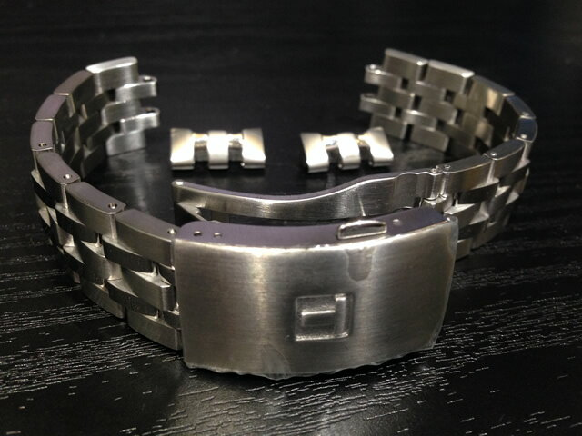 TISSOT☆ティソ☆PRC200 旧作モデル T17158652,T17152652,T17152642,T0144171105800,T0144101103700 専用 純正 ステンレススチール ブレスレット 時計バンド 時計ベルト 19mm