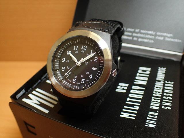トレーサー腕時計 traser 時計 TYPE3 Black タイプ3 ブラック P5900.506.33.11 メンズ 【正規輸入品】優美堂の【トレーサー 腕時計】は、国内2年保証のついた日本正規品です。