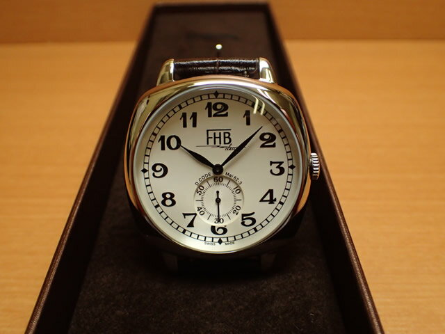 FHB エフエイチビー 腕時計 Liamシリーズ LIAM Series F901-SWA 【正規輸入品】