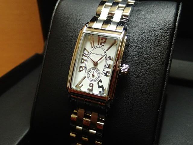 ハミルトン 腕時計 HAMILTON ARDMORE アードモア レディース H11211053