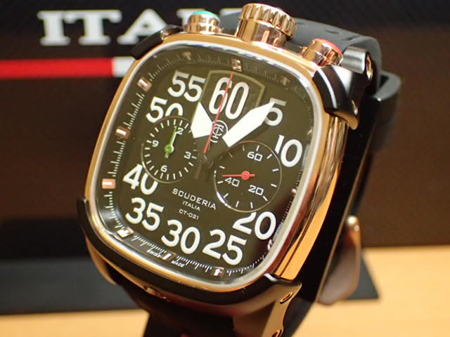 CT スクーデリア CT SCUDERIA 腕時計 CS70103 メンズ 【正規輸入品】