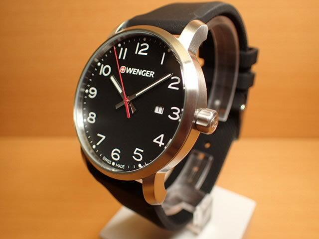 WENGER (ウェンガー) 腕時計 Avenue 01.1641.101 復活