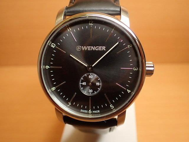 WENGER (ウェンガー) 腕時計 Urban Classic Petit Second 01.1741.102 復活