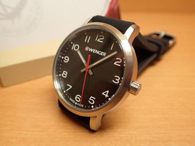 WENGER (ウェンガー) 腕時計 Avenue Lady レディースウォッチ 01.1621.101 復活