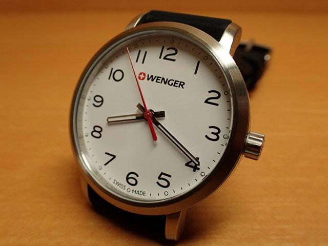 WENGER (ウェンガー) 腕時計 Avenue Lady レディースウォッチ 01.1621.103 復活