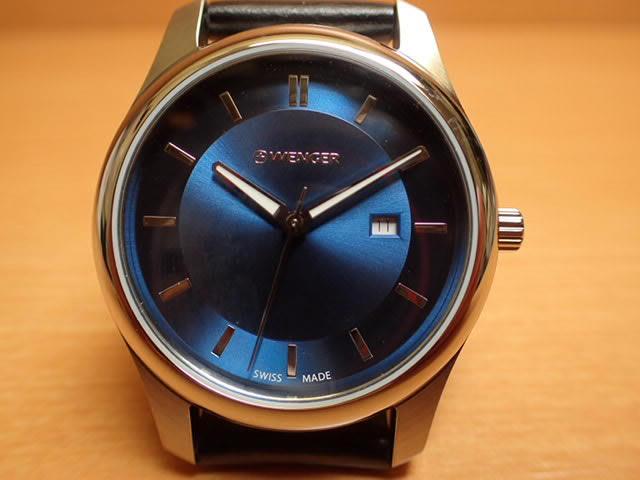 WENGER (ウェンガー) 腕時計 City Classic Lady レディースウォッチ 01.1421.112 復活