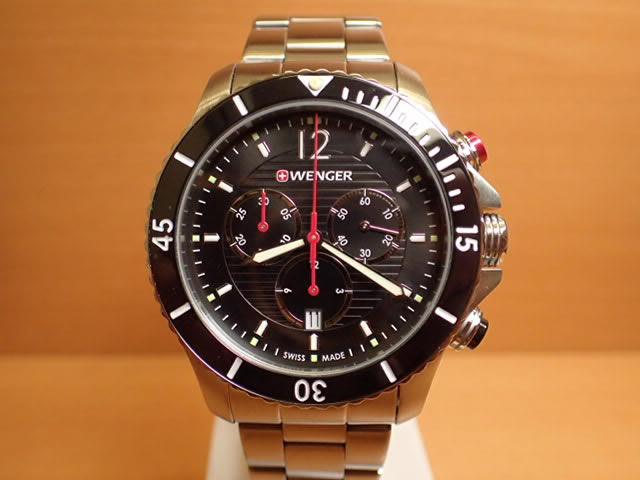 WENGER (ウェンガー) 腕時計 Seaforce 01.0643.109 復活