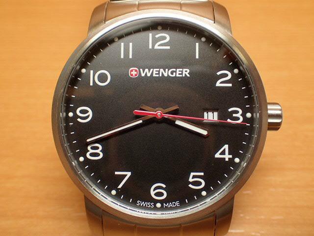WENGER (ウェンガー) 腕時計 Avenue 01.1641.102 復活