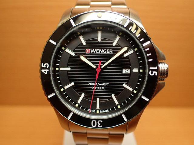 WENGER (ウェンガー) 腕時計 Seaforce 01.0641.118 復活
