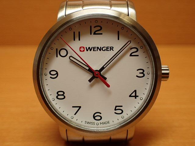 WENGER (ウェンガー) 腕時計 Avenue Lady レディースウォッチ 01.1621.104 復活