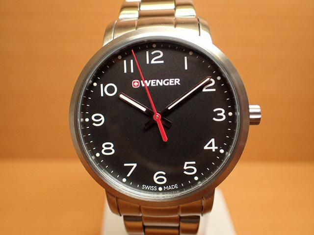 WENGER (ウェンガー) 腕時計 Avenue Lady レディースウォッチ 01.1621.102 復活