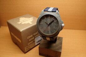 ウィーウッド WEWOOD 腕時計 ウッド/木製 PHOENIX 46 TEAK BLUE 9818140 メンズ 【正規輸入品】