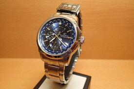 オリエント ORIENT 腕時計 ORIENTSTAR オリエントスター ワールドタイム 機械式 自動巻き (手巻き付き) グレー WZ0021JC メンズ