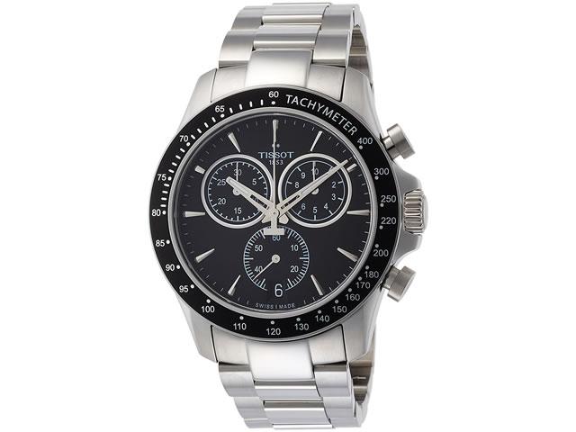 ティソ 腕時計 TISSOT T-Sport(ティースポーツ) V8 クロノグラフ T106.417.11.051.00 メンズ 正規輸入品 分割払いもOKです 優美堂のTISSOT ティソは2年保証のついた正規代理店商品です