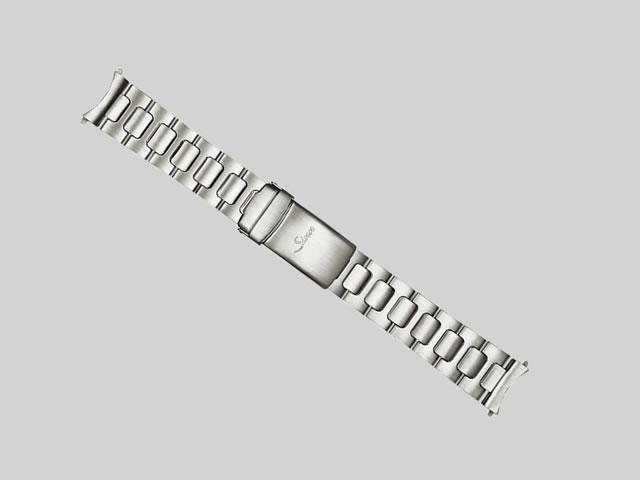 Sinn ジン 腕時計 104専用 純正 ステンレススチール ブレスレット 時計バンド 時計ベルト 20mm