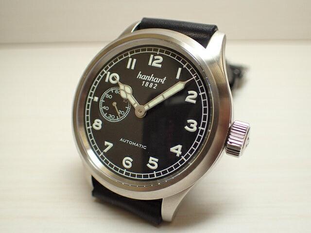 ハンハルト hanhart 腕時計 752.210-001 PIONEER PREVENTOR9 パイオニア プリヴェンター 9 優美堂 分割払いできます!