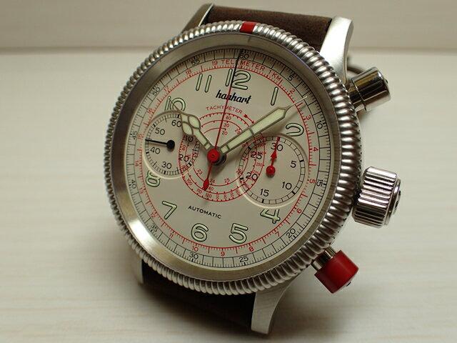 ハンハルト パイオニア タキテレ hanhart 腕時計 712.210-001 PIONEER TACHYTELE 優美堂 分割払いできます!