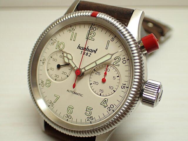 ハンハルト hanhart 腕時計 714.200-011 PIONEER MK I パイオニア マークワン 優美堂 分割払いできます!