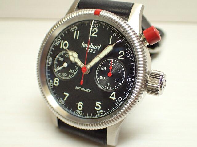 ハンハルト hanhart 腕時計 714.210-001 PIONEER MK I パイオニア マークワン 優美堂 分割払いできます!