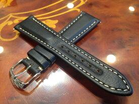 【SINN】 ジン 腕時計 Sinn 純正バンド ベルト 牛革  917、956用 カーフレザー ストラップ SSポリッシュ・バックル (22mm) 腕時計用 時計ベルト 時計用バンド優美堂はSinnのOfficial Agent (正規販売店)です。