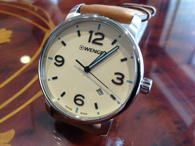WENGER (ウェンガー) 腕時計 Urban Metropolitan (アーバンメトロポリタン) 01.1741.120e優美堂のウェンガーは安心のメーカー保証3年付き日本正規商品です。