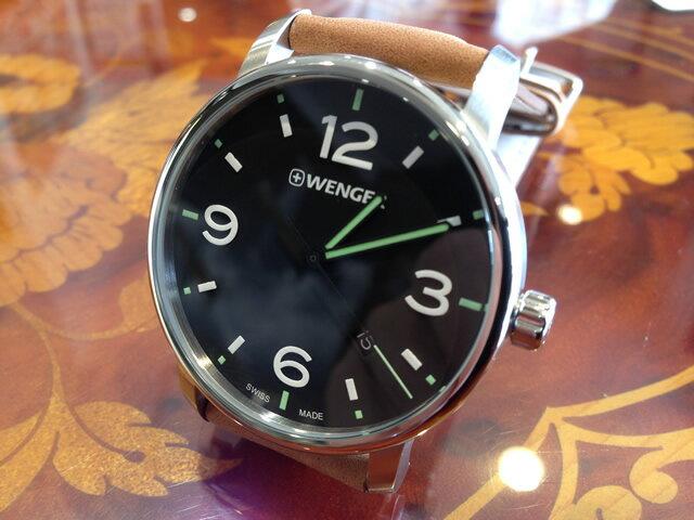 WENGER (ウェンガー) 腕時計 Urban Metropolitan (アーバンメトロポリタン) 01.1741.117e優美堂のウェンガーは安心のメーカー保証3年付き日本正規商品です。