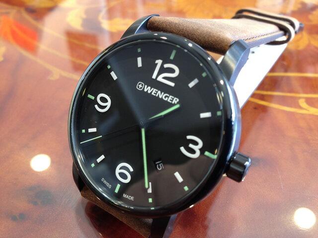 WENGER (ウェンガー) 腕時計 Urban Metropolitan (アーバンメトロポリタン) 01.1741.121e優美堂のウェンガーは安心のメーカー保証3年付き日本正規商品です。