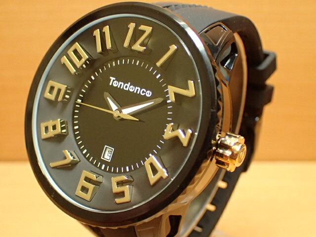 Tendence テンデンス 腕時計 Tendence GULLIVER ガリバー 50mm TG430011 【正規輸入品】e優美堂のテンデンスは安心のメーカー保証2年付き日本正規商品です。