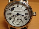 アエロ ウォッチ 1942 ムーンフェイス オートマチック オニオンリューズ 腕時計 AERO WATCH 1942 MOON-PHASES 74969AA01