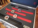ウルトラセブン 特別限定78セットのみ コンプリートボックス 放送開始 50年記念 腕時計 ウォッチ ボッチア チタニュウム Boccia Titani…