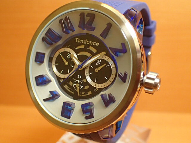 Tendence テンデンス 腕時計 Tendence FLASH フラッシュ 50mm TY561003 【正規輸入品】e優美堂のテンデンスは安心のメーカー保証2年付き日本正規商品です。