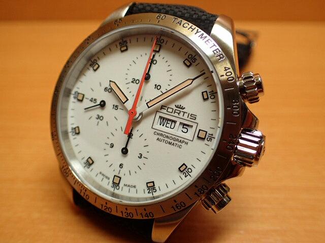 フォルティス ストラトライナー スチール a.m. 腕時計 Stratoliner Steel a.m. 42mm Ref.401.21.32LP 優美堂分割払いOKです