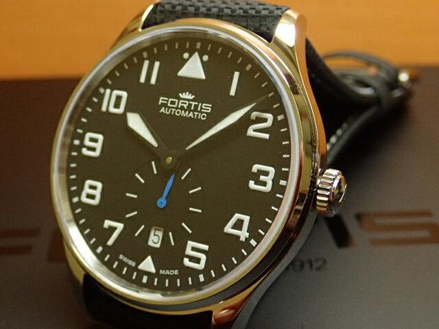 フォルティス パイロット・クラシック セコンド 腕時計 Pilot Classic Second 41mm Ref.901.20.41LP