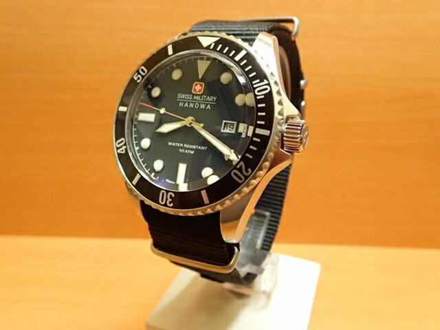 スイスミリタリー 腕時計 NAVY ネイビー ML415 メンズ