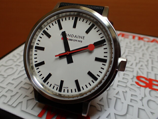 モンディーン 腕時計 ストップ・トゥ・ゴー Stop2go A512.30358.16SBB