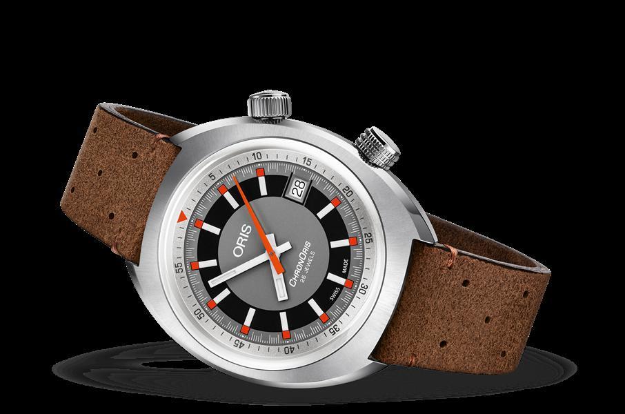 オリス クロノリス デイト 腕時計 Oris Chronoris 73377374053 【正規輸入品】