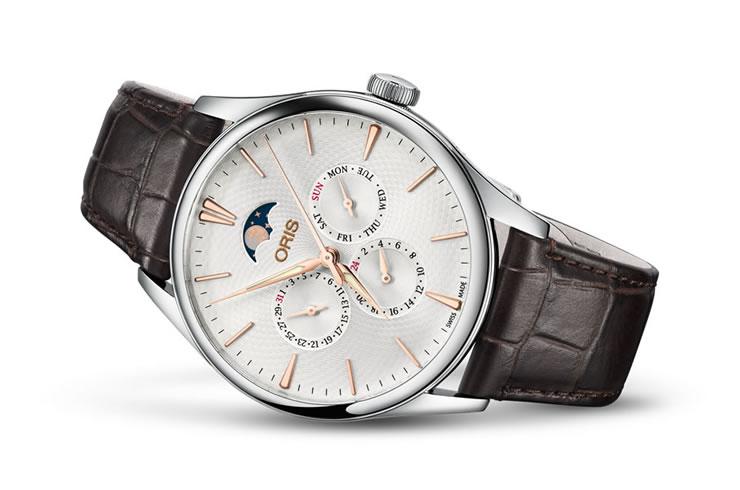 オリス アートリエ コンプリケーション 腕時計 Oris Artelier 78177294031 【正規輸入品】