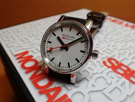 【あす楽】 モンディーン 腕時計 エヴォ2 26mm ブラックレザー MSE.26110.LB優美堂のモンディーンはメーカー保証つきの正規商品です。