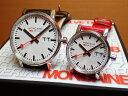 モンディーン ペアウォッチ 腕時計 エヴォ2 ビックデイト 40mm MSE.40210.LB と 30mm MSE.30210.LC優美堂のモンディーンはメーカー保証つきの正規商品です。