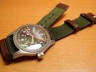 ハミルトンカーキフィールドメカ腕時計