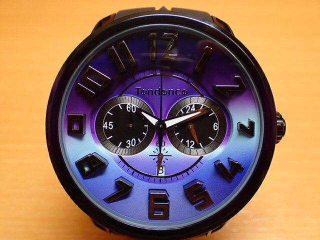 最新作 テンデンス 腕時計 Tendence De Color ディカラー 50mm TY146103 【オーロラ】大自然の色彩からカラーリングを起こしたグラデーションの美しい新コレクション De'Color(ディカラー)