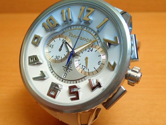 ★最新作 テンデンス 腕時計 Tendence De Color ディカラー 50mm TY146105 【スカイ(空)】大自然の色彩からカラーリングを起こしたグラデーションの美しい新コレクション De'Color(ディカラー)