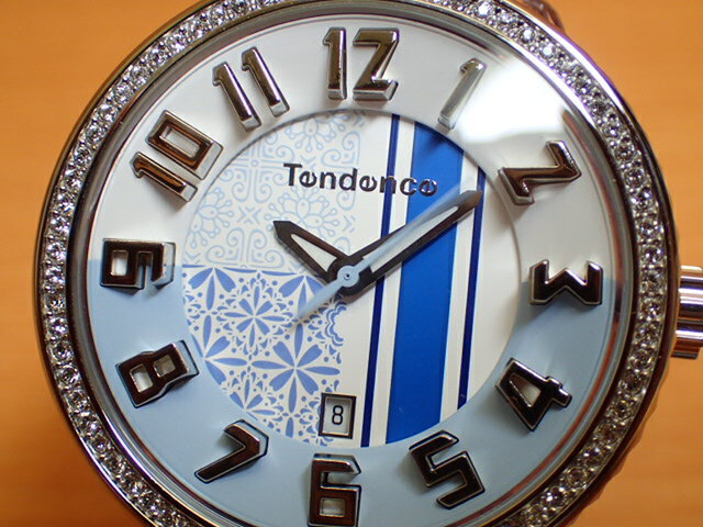テンデンス 腕時計 クレイジーミディアム Tendence CRAZY Medium TY930064 【正規輸入品】