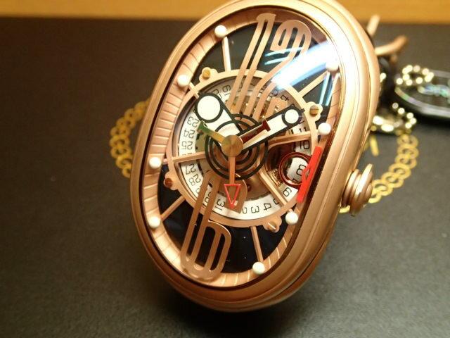 グリモルディ腕時計 G.T.O. 交換用バンドつき 腕時計 メンズ GRIMOLDI Gran Tipo Ovale RGMTBK612PK1962年〜1964年にわずかに製造されたフェラーリ250GTOにオマージュした腕時計
