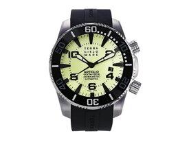 テッラ チエロ マーレ 腕時計 TERRA CIELO MARE ARTIGLIO LUMINOVA アルティグリオ ルミノバ 自動巻き Ref.TC7034AC3PA