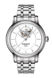 ティソ 腕時計 TISSOT LADY HEART POWERMATIC 80 レディハートパワーマティック80 T0502071101104 レディース 【正規輸入品】 分割払いもOKです優美堂のTISSOT ティソ 腕時計は2年保証のついた正規代理店商品です