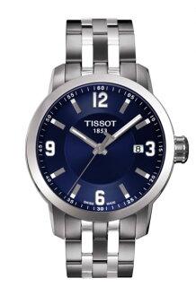 티소 TISSOT 손목시계 PRC200 GENT T055. 410.11. 047.00 맨즈 정규 수입품 2012년 신작