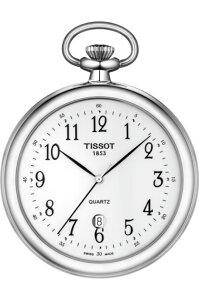 ティソ 時計 懐中時計 レピーヌ クオーツ オープンフェイス TISSOT Lepine Quartz T82655012 正規輸入品 優美堂のTISSOT ティソは2年保証のついた正規代理店商品です お手続き簡単な分割払いも承りま
